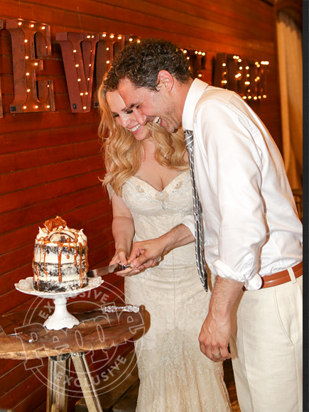 Inside Survivor Star Ethan Zohn's Rustic Vermont Wedding| Weddings, Survivor, Ethan Zohn