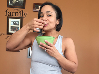 Half Their Size's Eve Guzman: What I Eat in a Typical Day (and When I Allow Myself a Cheat Meal)
