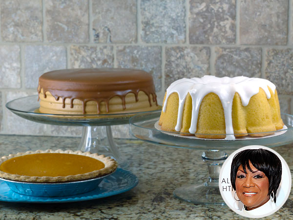 Patti Labelle Vanilla Pound Cake Recipe