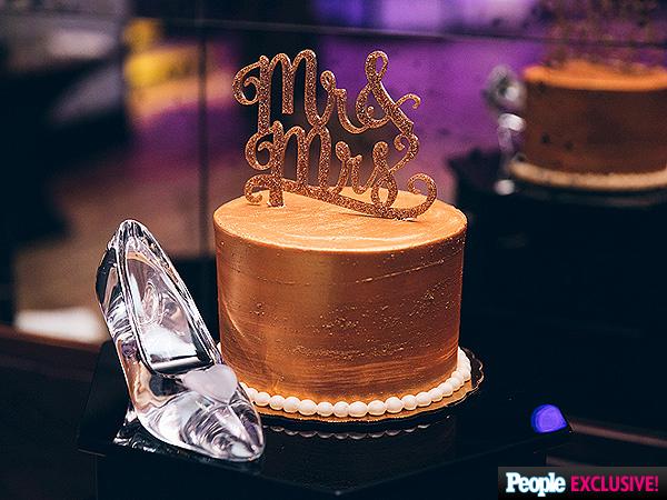 Colton Dixon Wedding Cake
