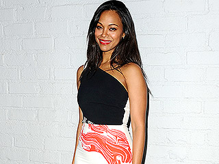 Zoë Saldana's Trainer Reveals How She Whipped Her Body Back into Shape After Twins