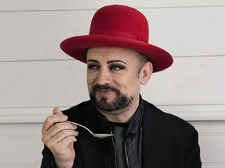 Boy George's Favorite Soup Doesn't Require Any Cooking: Get the Raw, Vegan Recipe