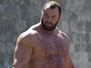Game of Thrones' Hafthór Júlíus Björnsson Eats Every 2 Hours, and Can Run with a Car on His Back