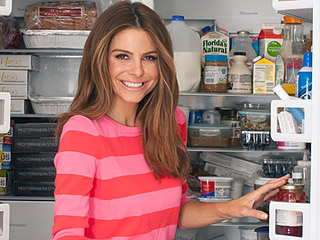 Maria Menounos, Paula Abdul and Shawn Booth Reveal What's Inside Their Refrigerators (Photos)
