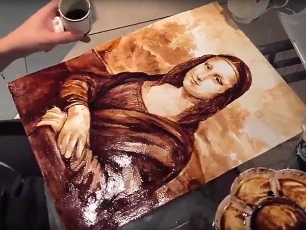 Mona Lisa Coffee