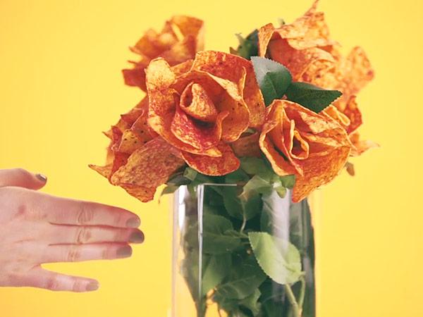 Doritos roses