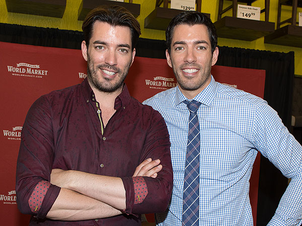 Property Brothers Jonathan and Drew Scott's New Book Is the Next Best Thing to Having Them in Your Home