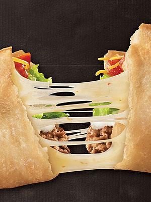 Taco Bell Quesalupa