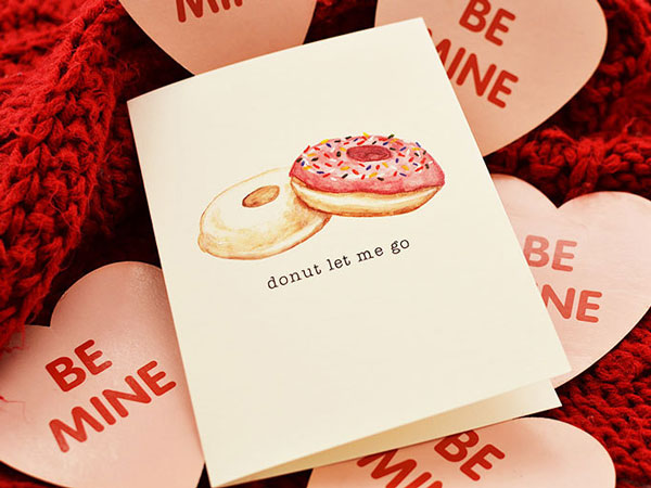 ValentineS Day Cards That ArenT Cheesy For Every Person In Your