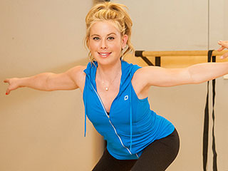 We Tried It: A Tara Lipinski Figure Skating-Inspired Barre Class