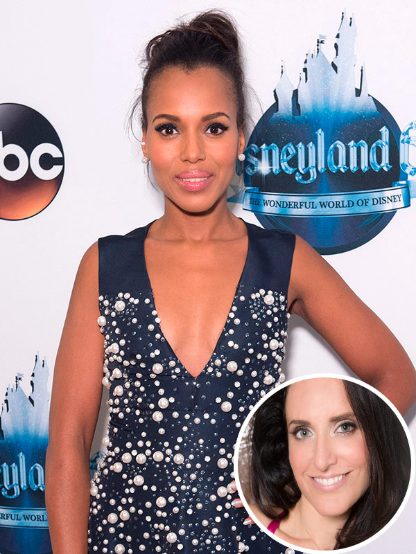 Kerry Washington; Juliet Kaska