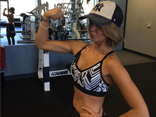 Work Out Like Sarah Hyland with This Exclusive Fitness Routine Created by Her Trainer