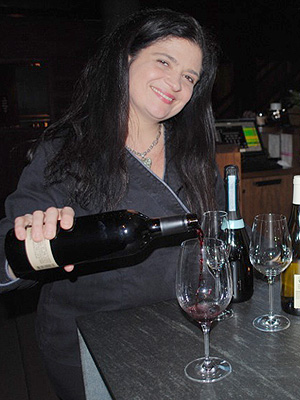 Alex Guarnaschelli Wine