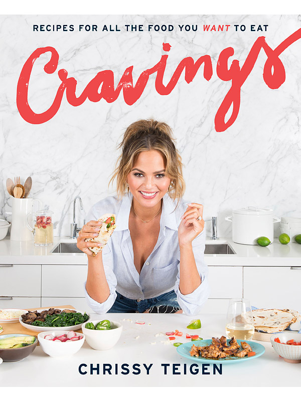 Chrissy Teigen Shoot