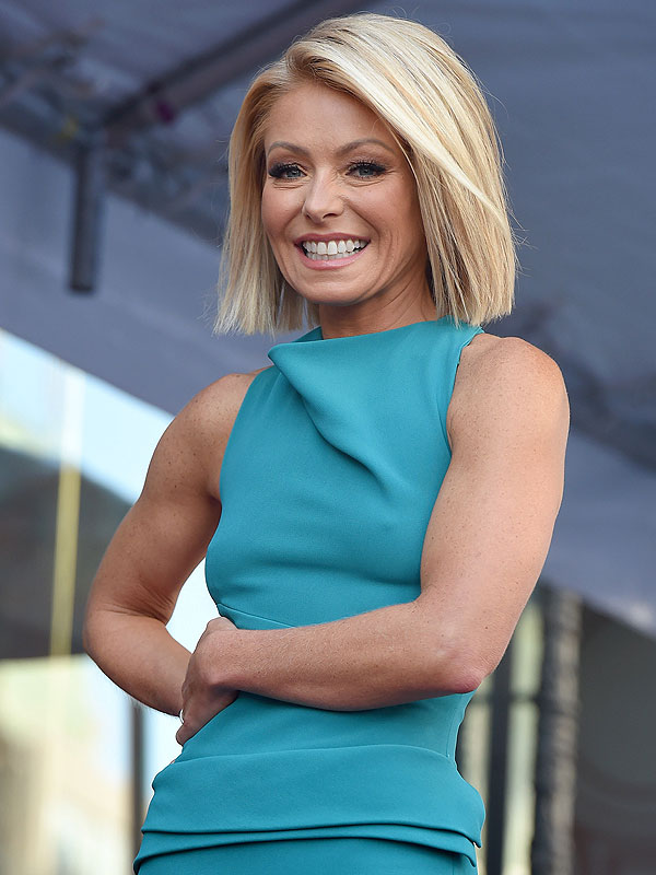 Kelly Ripa Launches First Home Collection For Macys