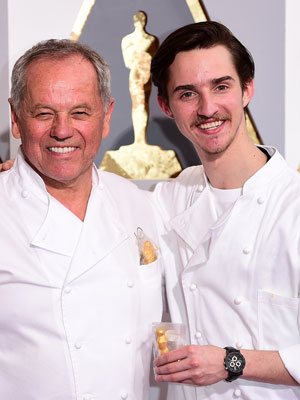 Wolfgang Puck Sons Oscars