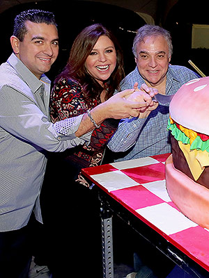 Rachael Ray Burger Bash at South Beach Wine & Food Festival