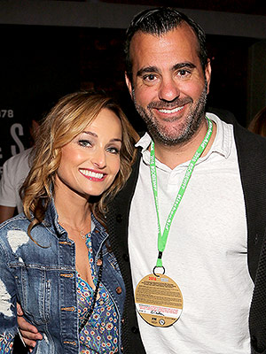 Giada De Laurentiis and Boyfriend Shane Farley