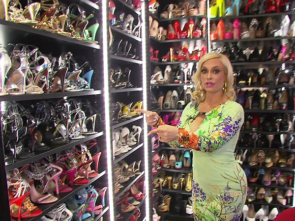 Ice t and coco austin give tour of their cool condo video great ideas people com