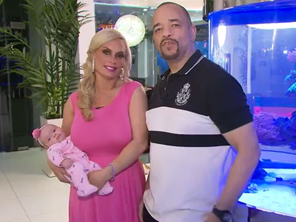 Ice T And Coco Austin Give Tour Of Their Cool Condo Video