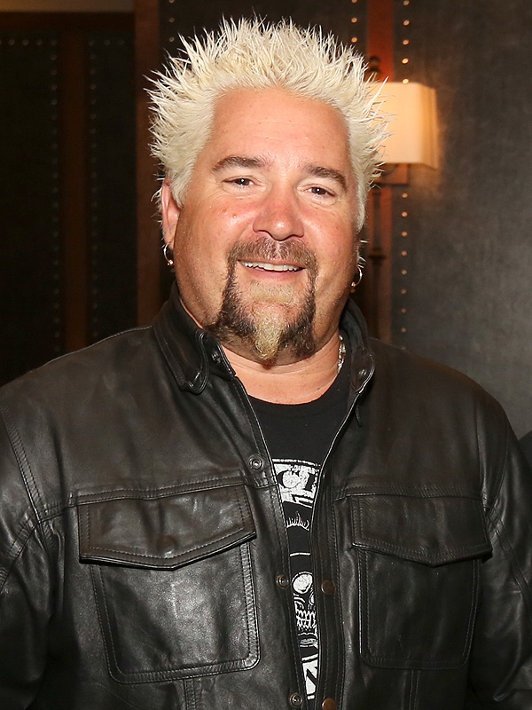 Guy Fieri Launches New...
