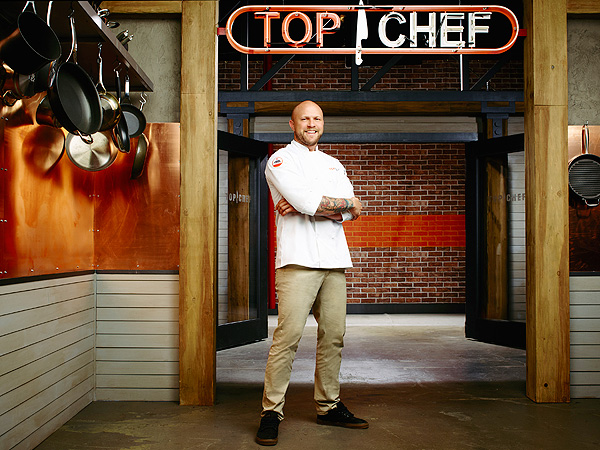 Top Chef Winner Jeremy Ford