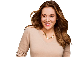 Alyssa Milano's Food Diary: What I Eat In a Day