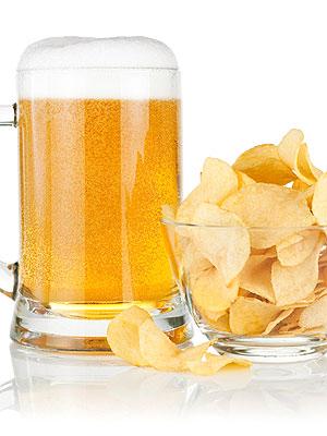 Beer Chips Truck