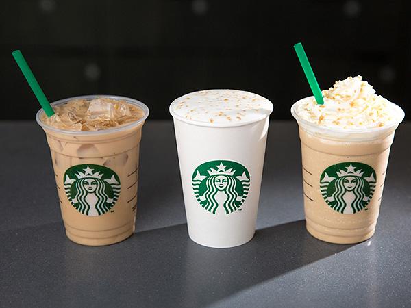 Starbucks Caramelized Honey Latte