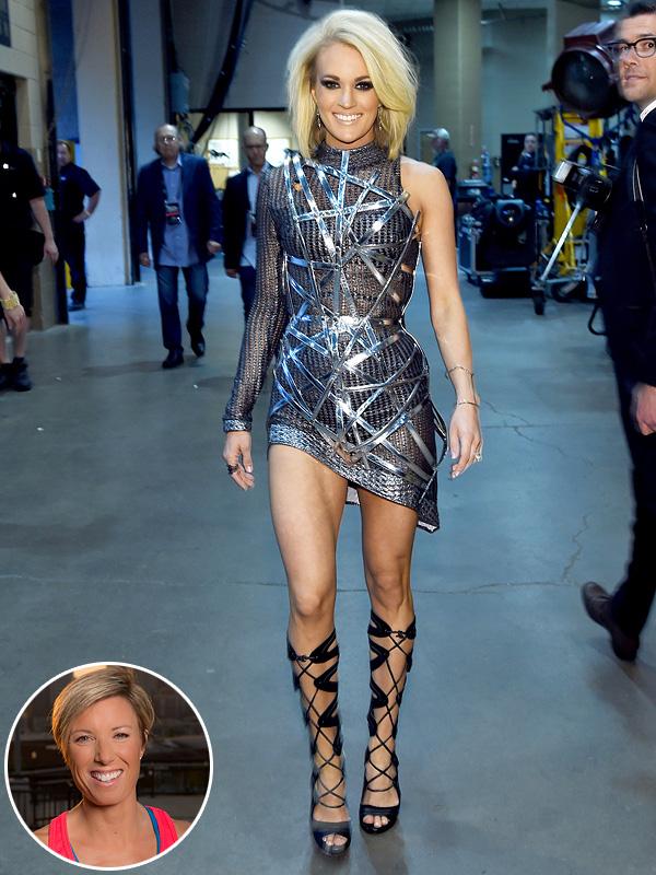 Carrie Underwood/Erin Oprea