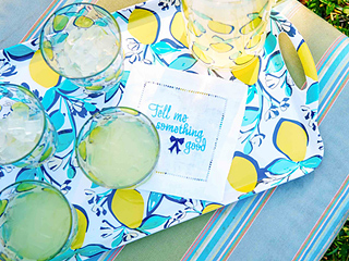 This Spiked Lemonade Sweet Tea Has Us Dreaming of Summer – Get the Recipe!