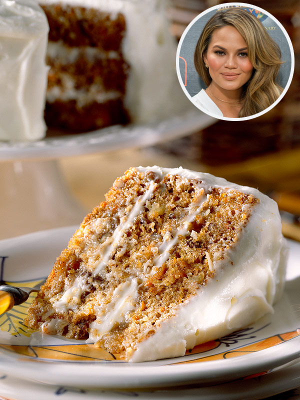 Best Carrot Cake Recipe Chrissy Teigen
