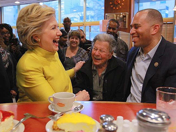 Hillary Clinton Food Favorites