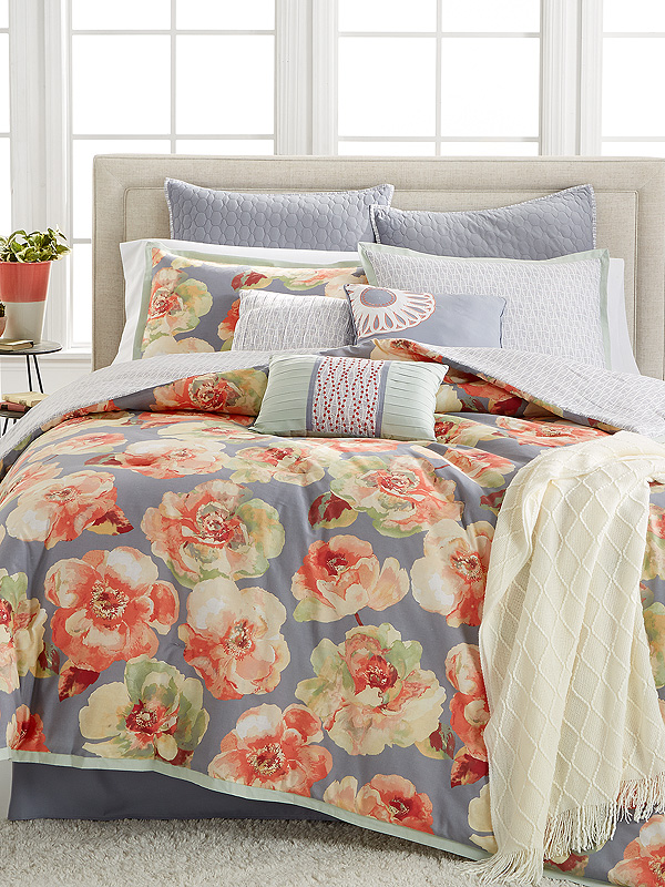 Magnolia Bedding Set