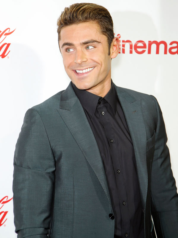 Zac Efron to Host MTV ...