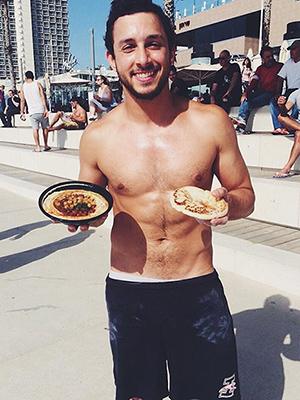 Hot Dudes and Hummus