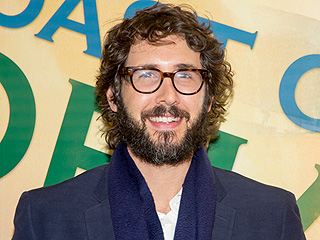 Josh Groban Gets a Portrait of Himself Made Entirely of Pizza – and You Have to See It to Believe It