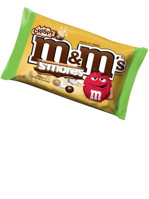 Crispy S'mores M&Ms