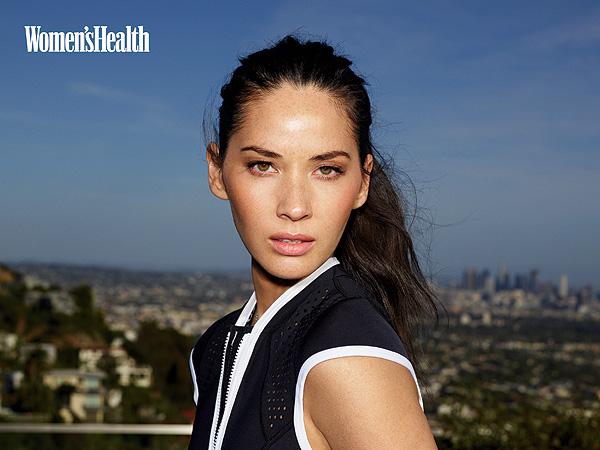 Olivia Munn/Women's Health