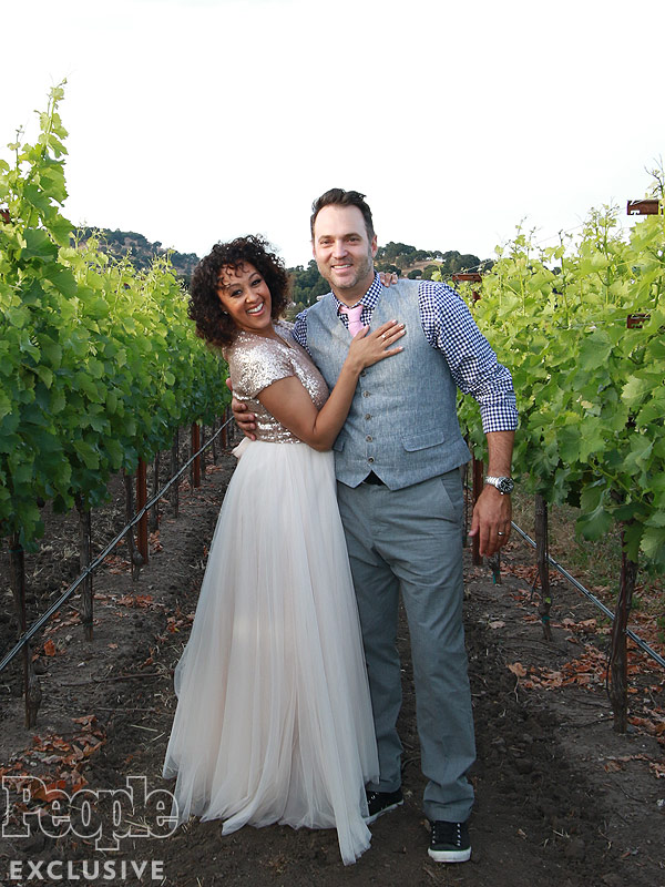 Tamera Mowry Housley Celebrates Her Five Year Wedding