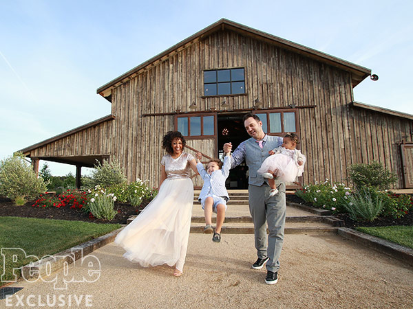 EXCLUSIVE: Inside Tamera Mowry-Housley's 'Rustic and Elegant' Wedding Anniversary Party