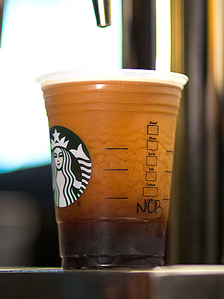 Starbucks Nitro