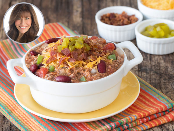 Hungry Girl: Dads Will Love My Bacon Cheeseburger Chili for Father's Day