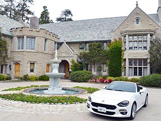 Hugh Hefner's Neighbor to Buy Playboy Mansion