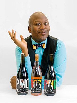 Pinot Pride Wine