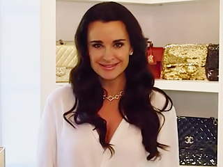 WATCH: Take a Tour of Kyle Richards' Envy-Inducing Home