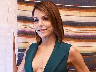 Throwback: Bethenny Frankel Shows Off Her Hamptons House