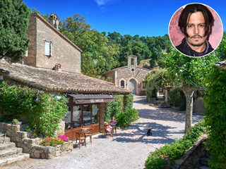 This Month's Best Celeb Real Estate Listings from Johnny Depp, Kevin Jonas and More!