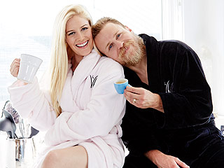 WATCH: Heidi and Spencer Pratt's Beach House Is Full of Crystals, Cappuccino and Custom Lego Art