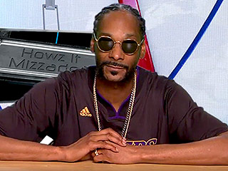 Watch Snoop Dogg's Hilarious Reaction to Seeing How Hot Dogs Are Made